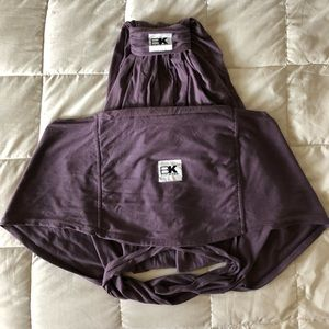 Baby K'tan Carrier-XS Eggplant